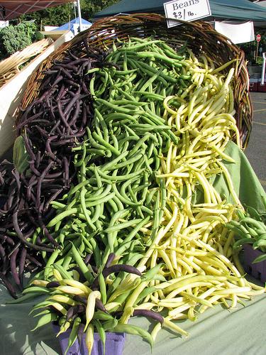 cscade of beans