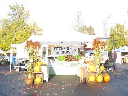 autumn booth